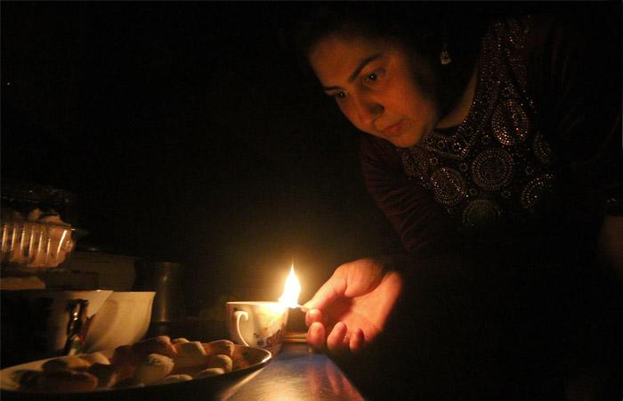 Без света продолжают оставаться 1,656 млн человек