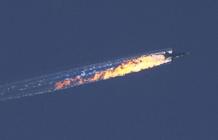 Ответ россии турции за збитый самолёт