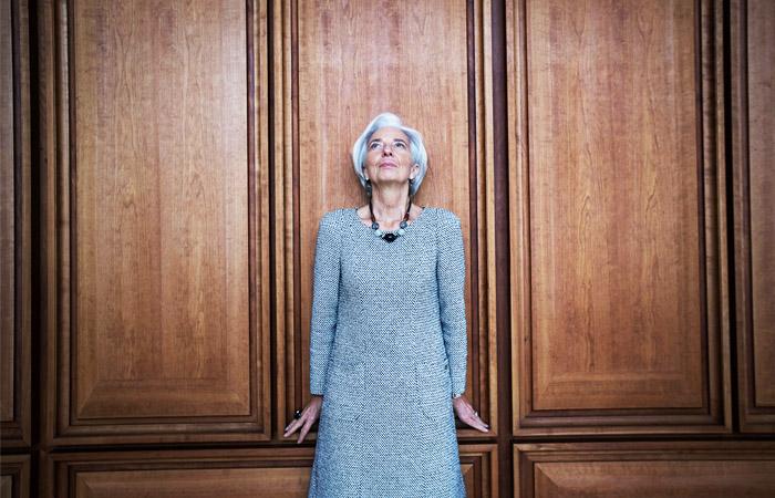 Руководитель МВФ может предстать перед судом