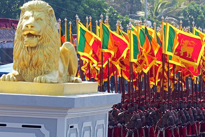 4 февраля 2018 День независимости: в столице, Коломбо