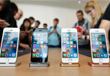 Новый iPhone SE в четырех цветах — серебристом, темно-сером, золотом и цвете розовое золото