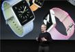 Глава Apple Тим Кук во время презентации новых аксессуаров для Apple Watch