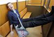 Надежда Савченко в Донецком городском суде