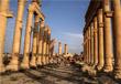 Великая колоннада в исторической части города