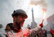 Противники законопроекта в Марселе