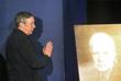 Актер Михаил Ефремов во время прощания с артистом