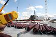 Строительство завода по переработке твердых радиоактивных отходов