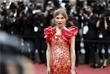Французская актриса Клеманс Поэзи во время церемонии закрытия кинофестиваля