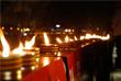 Мероприятия, посвященные Дню памяти и скорби на Крымском мосту в Москве