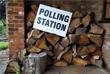 Избирательный участок в городе Флит