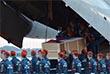 На аэродроме Раменское базируется авиация МЧС. Именно отсюда экипаж командира Ил-76 Леонида Филина улетел на свое последнее задание в Иркутск