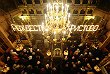 Православные верующие во время Рождественского богослужения в Рязани