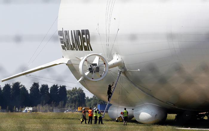 Первый полет Airlander 10 - фото 5 из 5