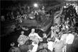 Столкновения военных с населением в ночь с 20 на 21 августа на Садовом кольце