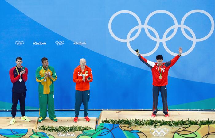 Олимпийские игры подсчеты рио