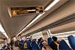 Приятнее, конечно, наблюдать за всей этой красотой из окна поезда. В салоне тихо, как говорят, есть Wi-Fi, розетки, откидные столики, туалет и мусорки.