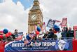 В Лондоне прошла акция протеста против кандидата в президенты США Дональда Трампа. Активисты в надежде привлечь внимание американской диаспоры прокатились на автобусе по местам, где в столице собираются американцы.