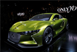 DS electric E-Tense concept car