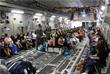 С военной базы Гуантанамо, расположенной на Кубе, было эвакуировано около 700 сотрудников и членов их семей. Людей перевезли военно-транспортными самолетами во Флориду.