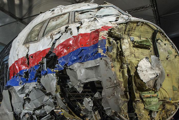 """РФ передала Нидерландам новые данные о крушении """"Боинга"""" в Донбассе"""