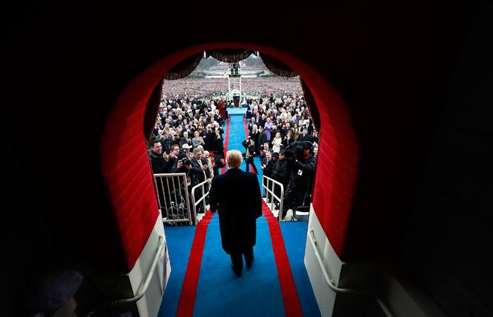 Инаугурационная речь Дональда Трампа