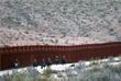 Пограничный патруль США у государственной границы с Мексикой в штате Калифорния