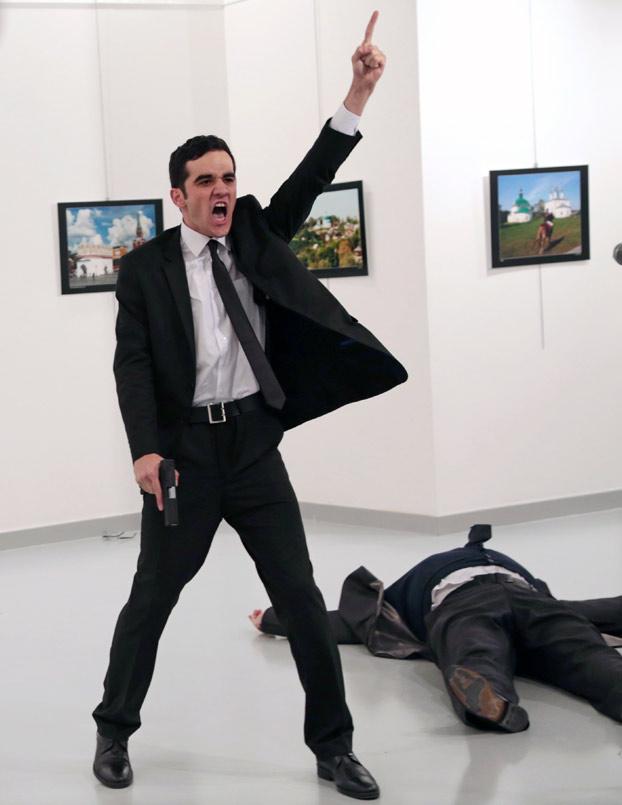 Победители World Press Photo 2017