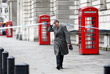 Британский политик Доминик Грив на месте происшествия в центре Лондона