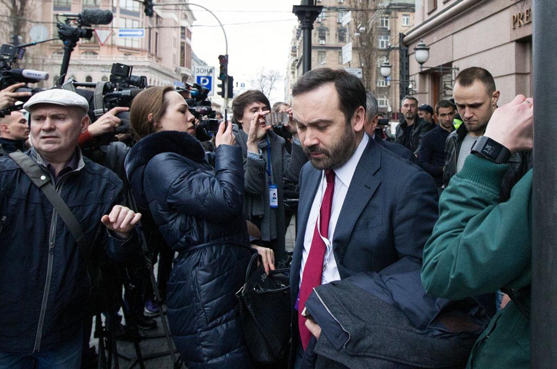 Бывший депутат Госдумы Илья Пономарев