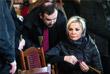 Бывшие депутаты Госдумы Илья Пономарев и Мария Максакова