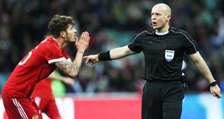 Товарищеский матч Россия - Бельгия