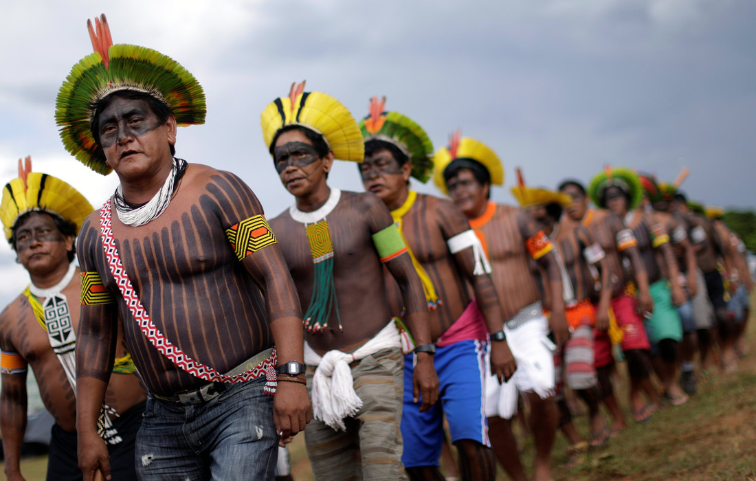 the issues faced by indigenous people of brazil Despite the major environmental changes brazil has faced over the last couple decades, the people of brazil are not ignorant to the major issues they are facing as a result of the significant deforestation of the amazon.