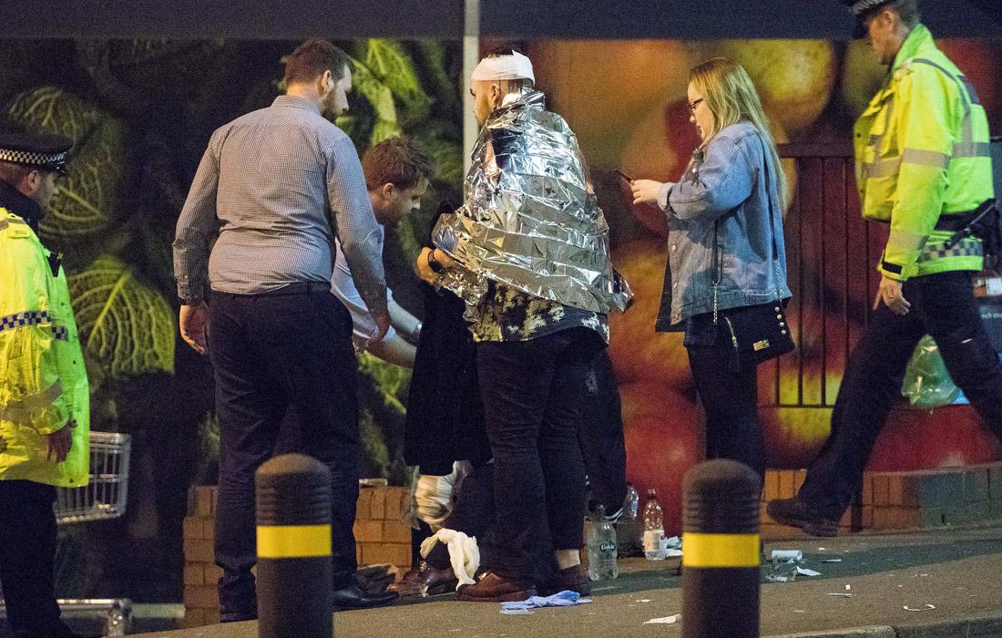 Число пострадавших вМанчестере возросло до 59. Погибли 19 человек