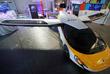 Летающий автомобиль, представленный компанией Aeromobil