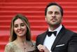 Шоумен Александр Ревва с супругой Анжеликой