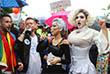 Согласно данным социологических опросов, большинство жителей Германии поддерживают легализацию однополых браков