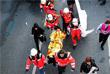 По меньшей мере 111 сотрудников полиции получили ранения и травмы в ходе протестов