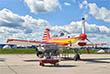 """Учебно-тренировочный самолет Як-152 и его дизельный мотор RED-A03T, который выдает 500 """"лошадей"""" и позволяет разгонять самолет до 500 км/ч"""