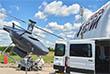 """На МАКСе-2017 впервые представлены прототипы беспилотных летательных аппаратов вертолетного типа VRT300, разработанные российской компанией """"ВР-Технологии"""""""