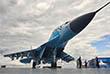 Новинка салона - многофункциональный фронтовой истребитель МиГ-35 поколения 4++