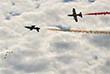 Традиционно МАКС предлагает зрелищную летную программу. Самые насыщенные полетами дни - 21-23 июля.