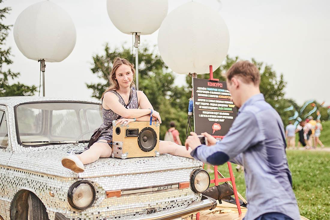 Самый ожидаемый летний музыкальный фестиваль Москвы прошел в Коломенском