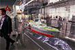 Продукция предприятий военно-морской промышленности была представлена не только в виде макетов, но и в натуральную величину. И, похоже, не зря: по сообщению сайта форума были подписаны контракты на поставку шести подводных лодок проекта 636, трёх малых ракетных кораблей проекта 21631.