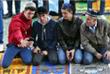 Во время празднования Курбан-байрама в Москве