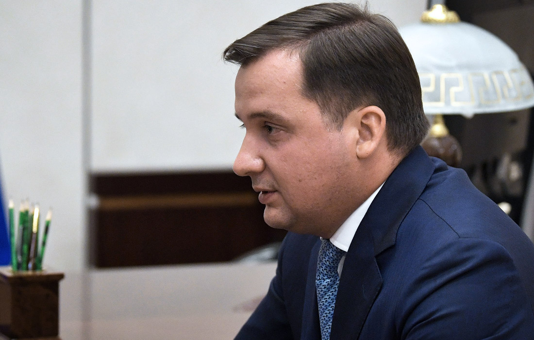 Временно исполняющий обязанности губернатора Ненецкого автономного округа Александр Цыбульский, 38 лет