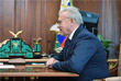 Врио Красноярского края Александр Усс, 62 года