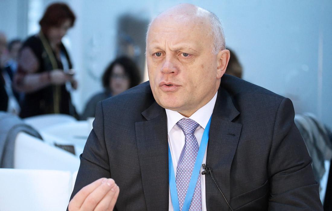Экс-губернатор Омской области Виктор Назаров, 54 года