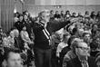 Аллан Чумак во время сеанса. 1989 год.