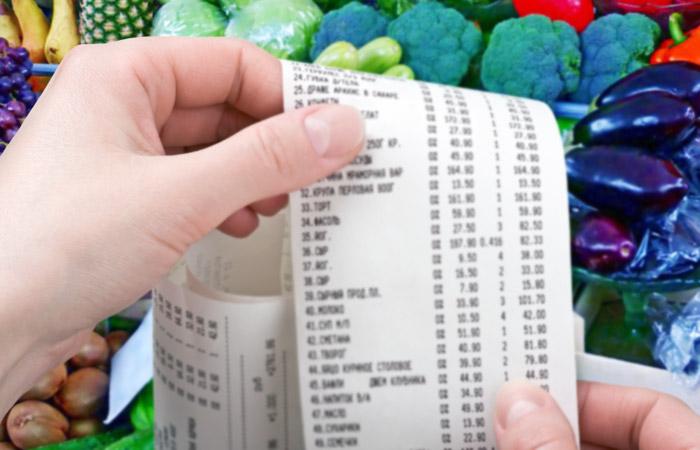 Недельная инфляция в РФ вернулась нанулевую отметку