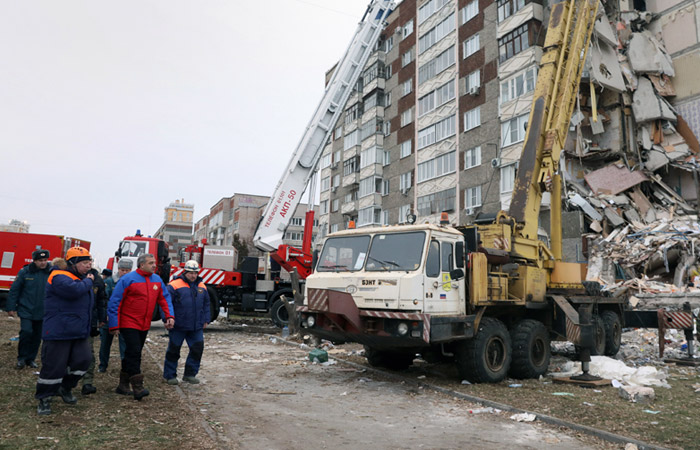 В Ижевске задержан один из жильцов обрушившегося дома